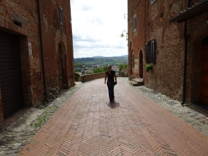 Toscana, doing the tourist-thing